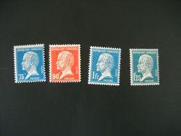 1348 FRANCE Lot Timbres  NEUF PASTEUR N° 177* 178* 179*  180*   Cote 73 Euros - 1922-26 Pasteur