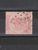 COB 20A Oblitéré Pt 229 Loth Superbe - 1865-1866 Perfil Izquierdo