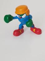 Izzy Mascote Des JO D'Atlanta 1996 - The Mascot Izzy - Boxe - Boxing - Figurillas