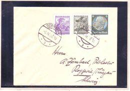Petite Lettre Dornbirn (Autriche) Pour Roggwil (Suisse) 1938 - Covers & Documents