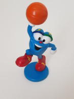 Izzy Mascote Des JO D'Atlanta 1996 - The Mascot Izzy - Basket-ball - Figurillas