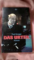 Paul Hengge Das Urteil  Roman 292 Pages - Books, Magazines, Comics
