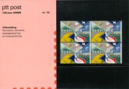 1983 ANWB Mapje 010 - NVPH 1280 Postfris/MNH/** - 1980-... (Beatrix)
