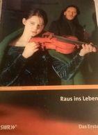 Dossier De Presse Raus In Leben Vivian Naefe Nadja Bobyleva Matthias Habich Dana Vavrova Florian David Fitz - Publicidad