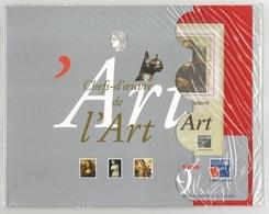 France Yvert BF23 Bloc Feuillet Philexfrance 1999 Chefs-d'oeuvre De L'Art, Dans L'encart Sous Blister - Nuevos