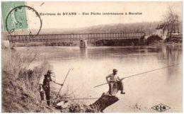 25 Environs De BYANS - Une Pêche Intéressante à Reculot - Frankrijk