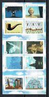 René Magritte - Postzegelboekjes 1953-....