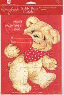 Petite Ours - Beertjes -little Bear -bär- Puzzel-kaart - Giochi, Giocattoli