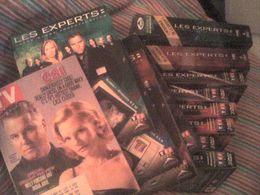 CSI Las Vegas DVD Saisons 1 à 6 + 1 Tv Guide USA William Petersen Marg Helgenberger George Eads Jorja Fox Gary Dourdan S - Policiers