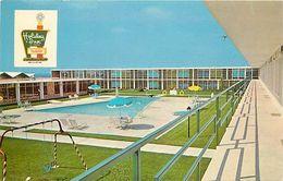 284061-Wisconsin, Eau Claire, Holiday Inn, Swimming Pool, Curteichcolor No 3DK-563 - Eau Claire