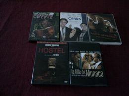 PROMO 5 DVD 10 EUROS  Ref 126   /  128 - Horreur