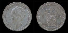 Netherlands Wilhelmina I 1 Gulden 1923 - 1 Gulden