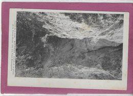25  .- VALLEE DE LA LOUE  MOUTHIER - Entrée De La Grotte De La Vieille Roche Dite Des Faux Monnayeurs - France