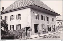HAUTE SAVOIE LE PLOT HOTEL DE LA CROIX BLANCHE - Autres Communes