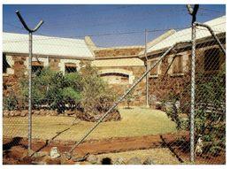 (A 4) Australia - WA - Roebne - Roebourne Jail - Gefängnis & Insassen