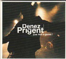 CD DENEZ PRIGENT Live FESTIVAL  Interceltique Lorient - Musiques Du Monde