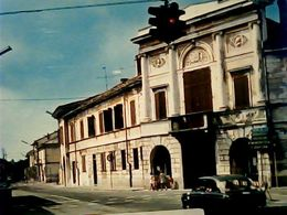 BIANDRATE PIAZZA BATTISTI STAMP 2018 Barcolana Zona B HQ9595 - Novara