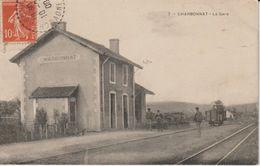 SAONE ET LOIRE CHARBONNAT LA GARE - France