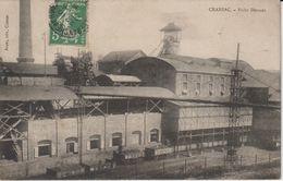 AVEYRON CRANSAC PUITS DECAZES  MINES - France