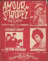 """""""Amour De St Tropez""""- Denise Varène - Les Peter Sisters - Domînique - Musik & Instrumente"""