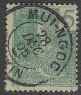 INDOCHINE- TONKIN - Oblitération MUI NGOC Sur N° 27 - Indochina (1889-1945)