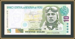 Peru 10 Soles 2006 P-179 (179b) UNC - Peru