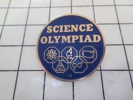 512h Pin's Pins / Rare Et De Belle Qualité !!! THEME JEUX OLYMPIQUES / SCIENCE OLYMPIADS - Jeux Olympiques