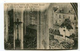 CPA  80 : CORBIE    Intérieur église   VOIR DESCRIPTIF  §§§ - Corbie