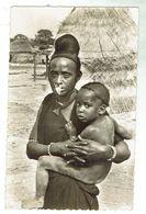 Type Du Pays - Circulée 1963 - Format 9x14- Bon état - Niger