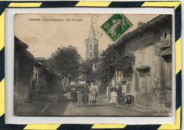 DPT 82 . - . MIRABEL - RUE ST-JOSEPH - Autres Communes