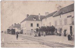 91. LA VILLE-DU-BOIS. Station Du Tramway De La Grange-aux-Cercles. 18 - Autres Communes