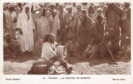 CPA - Maroc - Le Charmeur De Serpents - Photo Flandrin - Maroc