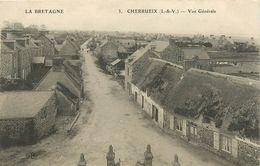 35 CHERRUEIX - VUE GENERALE - Frankreich