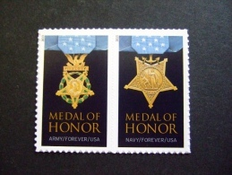 USA 2013  MEDAL OF HONOR   Photo Is Exmample      MNH**  (055109-070) - 1981-...