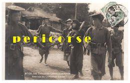 Annam  Exécution Capitale  Arrivée Du Condamné à Mort - Viêt-Nam