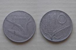 FALSO D'EPOCA !!! 10 LIRE 1972 !!! - 10 Lire
