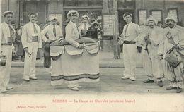 34 BEZIERS - LA DANSE DU CHEVALET - Beziers