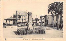 EL BIAR - Monument Aux Morts - Other Cities