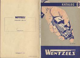 Catalogue 1957-58 (RIVAROSSI) HAMO Tram Ecc.   - En Suédois - Livres Et Magazines