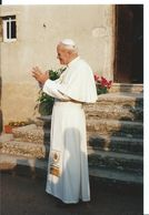 VÉRITABLE PHOTO DE SA SAINTETÉ... LE PAPE JEAN-PAUL II - Papas