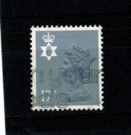 Ref 1375 - Scarce 1986 Northern Ireland Used Stamp - 17p Machin Type II - SG NI43a - Cat £150+ - Regional Issues