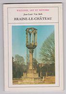 Livre Sur Braine Le Chateau Par Van Belle 3 Scans - Belgium