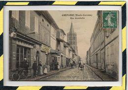 DPT 31 . - . GRENADE - RUE GAMBETTA - France