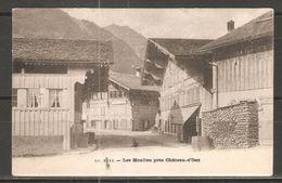 Carte P ( Château-d'Oex / Les Moulins ) - VD Vaud