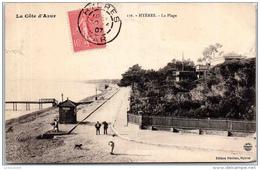 83 HYERES - La Plage. - Hyeres