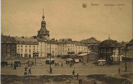 Namur // Grand Place Et Beffroi (Kiosque) 19?? Rare - Namur