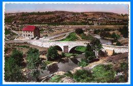 15 SAINT URCIZE Env. Pont De Gournier Sur Le Bas - Other Municipalities