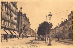 La Chaux De Fonds (NE) Rue Léopold-Robert - NE Neuchâtel