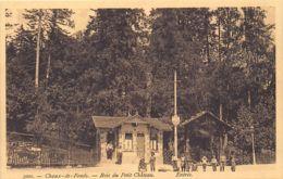 La Chaux De Fonds (NE) Bois Du Petit Château - Entrée - NE Neuchâtel