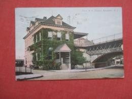 Penn R.R. Station - New Jersey > Elizabeth   Ref 4176 - Elizabeth
